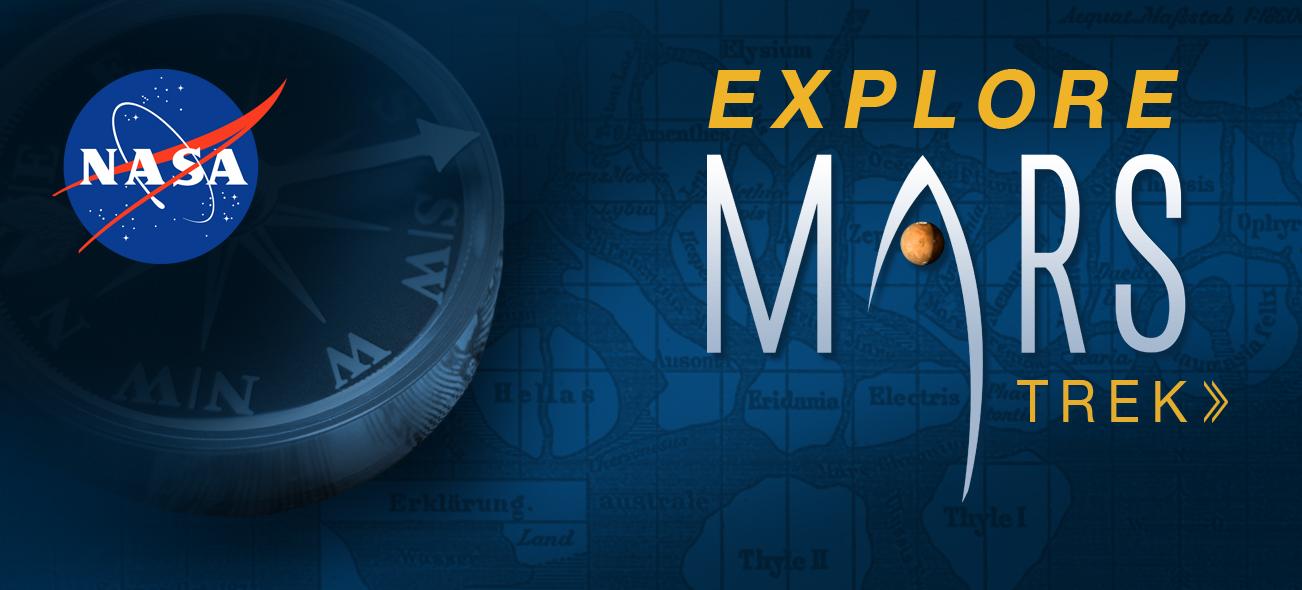 Explore Mars Trek